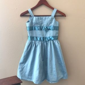 American Girl size 8 party dress 👗